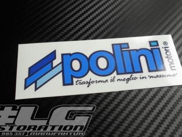 Polini Aufkleber 12x4 cm