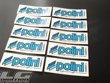 Polini Aufkleber 10stk