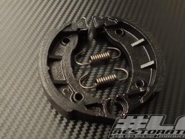 Performance Bremsbacke vorne Ø90x18 mm