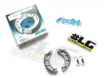 Bremsbackensatz Polini 90x18mm inkl. Federn