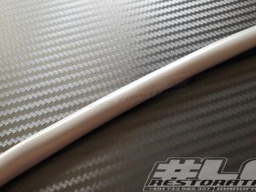 Bougierohr 6mm Grau