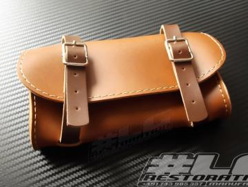 Werkzeugtasche Braun