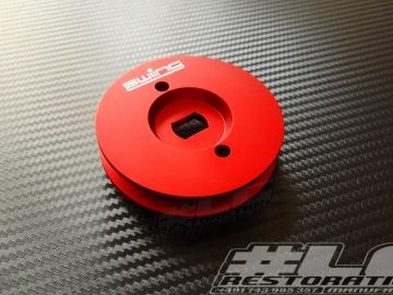 Riemenscheibe 55mm CNC ALU