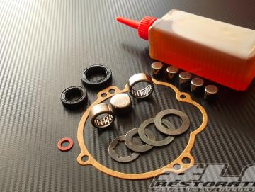 Überholsatz Set Getriebe CVT
