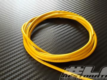 Kabel 2,0mm² Gelb 1m
