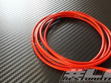 Kabel 2,0mm² Rot 1m