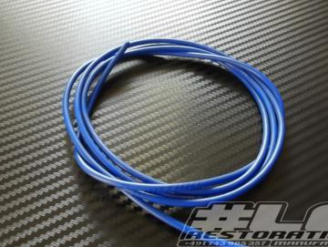 Kabel 2,0mm² Blau 1m