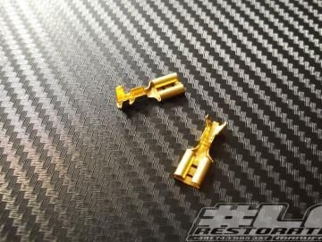 Kabelschuh Flachstecker 6,3mm