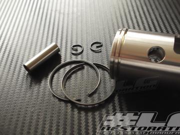 Kolben 38,20mm 12mm L-Ring Typ