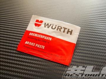 Montagepaste für Bremsbacken