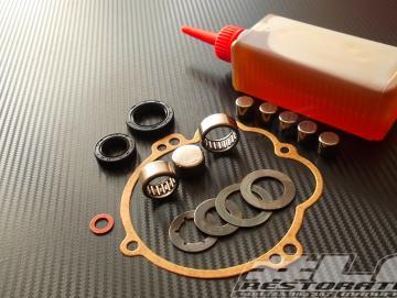 Überholsatz Set Getriebe Mono mit Zwischenwelle